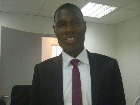 Suraj Oyewale, Bsc (Econs), Ife; ACA - Founder and Editor of Jarushub