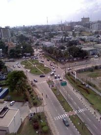 Victoria Island - corporate capital of Nigeria