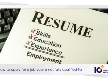 How to apply for job not qualified for